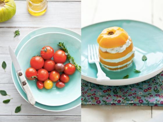 Inspirerande tomatbilder från Tarteletteblog.com.